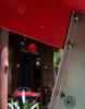 Red step-through (OzzRod) Tags: pentax k5iis smcpentaxm28mmf2 red ladder bin lantern bokeh dailyindecember2017