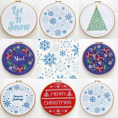 Festive embroidery kits are just the thing to get your Christmas craft on with ❤ (ohsewbootiful) Tags: ifttt instagram embroidery etsy etsyuk gifts giftsforher homedecor hoopart fiberart handembroidery handmade etsyseller embroideryhoop shophandmade handmadegifts decor wallhanging bestofetsy instaart hoopsofinstagram madebyme stitchersofinstagram