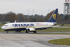 Ryanair 737-800 EI-EMN (birrlad) Tags: stansted stn airport london uk aircraft aviation airplane airplanes airline airliner airlines airways arrival arriving landing landed runway boeing b737 b738 737 737800 7378as ryanair eiemn
