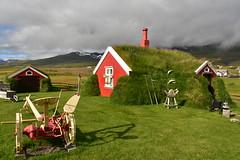 Lindarbakki Icelandic Turf House 4 (Amaury Laporte) Tags: europe iceland borgarfjordureystri lindarbakki turfhouse traditional home history