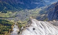 Leukerbad valley (somabiswas) Tags: gemmipass valley leukerbad valais switzerland saariysqualitypictures
