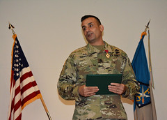 704th Military Intelligence Brigade welcomes new CSM (Fort Meade) Tags: 704thmilitaryintelligencebrigade 704thmi 704thmibde 704th 704 electronrecon gianotti