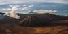 Indonesia - Mount Bromo Sunrise Panorama (030mm-photography) Tags: rot indonesien indonesia mountbromo gunungbromo tengger massiv caldera vulkan volcano bromo sonnenaufgang sunrise panorama landschaft landscape natur nature reise travel java jawa gebirge berge bergmassiv aktiv asien südostasien asia southeastasia