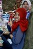 Indonesian Girl (cowyeow) Tags: smile smiles selfie park indonesia traditional asia asian hongkong 香港 girl woman pretty china cute beautiful laichikokpark laichikok meifoo fashion culture girls asiangirl indonesiangirl asiangirls muslim islam