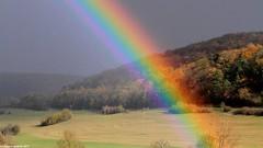 Petit Arc en Ciel (Laurent Quérité) Tags: arcenciel nature frénois france côtedor paysage canonef100400mmf4556lisusm canoneos7d canonfrance bourgogne
