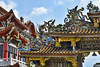 20171028-116 (rob.settanta) Tags: dalolongdong temple tao taoism taipei taiwan decoration architecture religion colors