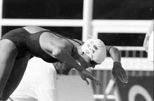 084 Swimming EM 1991 Athens