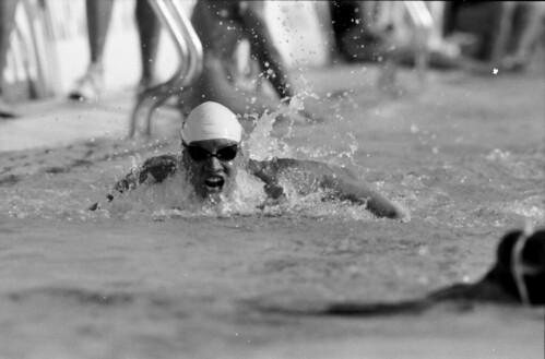 241 Swimming EM 1991 Athens