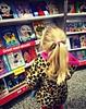Morgan's First Book Fair 11/15/17 (dianecordell) Tags: books reading scholastic bookfair grandparents grandchildren queensburyny queensburyelementaryschool