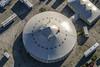 Chapiteau (Aerial Photography) Tags: by in obb 23112002 fotoklausleidorfwwwleidorfde ingolstadt kreis luftaufnahme luftbild s2p06252 volksfestplatz zelt zirkus zirkuszelt aerial circle outdoor tent bayern deutschland deu