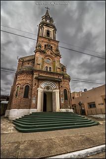 Parroquia Nuestra Señora de Pompeya.