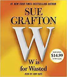 Sue Grafton book fan photo