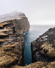 trælanípan. faroe islands. I want to live in the Faroe Islands... @visitfaroeislands #faroeislands (Tanner Wendell Stewart) Tags: ifttt 500px faroeislands visitfaroeislands visit faroe islands