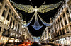 Christmas lights in Regent Street (Koupal D) Tags: regentstreet london lights christmaslights building cars carlights longexposure manfrotto nikond610 nikkor nikon nikon2470mmf28 nightphotography trafficlights traffictrails nightshot londres londra lightstreaks road car لندن