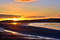 Sunsetting At Arnside (Jason Connolly) Tags: arnside riverkent cumbria cumbrianlandscape cumbriancountryside sunset