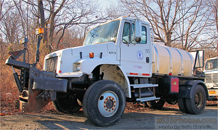 Yonkers DPW Truck 705