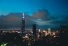 _MG_1491 (waychen_C) Tags: taipei xinyi xinyidistrict taipei101 architecture cityscape skyline nightview xiangshan 台北 信義 信義區 東區 象山 台北101