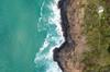 Fingal Head Lighthouse (blinsaff) Tags: drone beach kingscliff fingal head mavic ocean waves water blue cliffs aerial