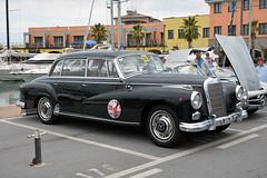 Mercedes-Benz 300 (Maurizio Boi) Tags: mercedes mercedesbenz 300 car auto voiture automobile coche old oldtimer classic vintage vecchio antique pontedecimogiovi voituresanciennes worldcars