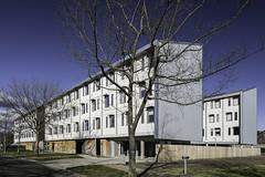 UTAS Inveresk student apartments (on the water photography) Tags: utas inveresk student apartments launceston architecture morrison breytenbach architects