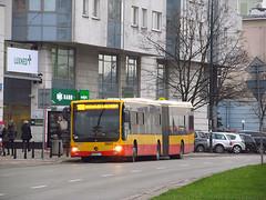 "Mercedes Conecto LF Euro 6, #9803, ""Mobilis"" Mościska dept Warsaw (transport131) Tags: bus autobus mercedes conecto lf mobilis warszawa ztm warsaw"