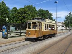 Trams de Porto (Portugal) (Trams aux fils (Alain GAVILLET)) Tags: tramsdeporto tramsportugais tramsvoiesnormales stcp