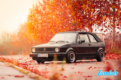 "Marko's Golf MK1 Cabrio • <a style=""font-size:0.8em;"" href=""http://www.flickr.com/photos/54523206@N03/26910034869/"" target=""_blank"">View on Flickr</a>"