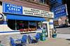 Athens Greek Restaurant, Mt. Vernon, OH (Robby Virus) Tags: mtvernon mt vernon mount ohio oh closed business athens greek restaurant facade food gyros baklava window greece spaghetti