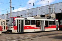 2017-06-22, Kyiv, Depo Darnyzja (Fototak) Tags: tram strassenbahn kyiv ukraine tatra 602