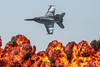 2017 NAS Oceana Air Show - Super Hornet Demo Team - Wall of Fire (mikelynaugh) Tags: oceana oceanaairshow nasoceana nasoceanaairshow airshow airshowphotos navy usnavy superhornet fa18 hornet f18hornet walloffire explosion highspeed vapor fire
