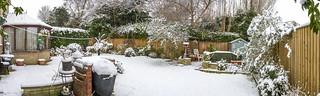 Cambridgeshire Snow