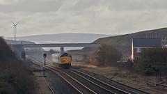 Regeneration (Richie B.) Tags: 2c41 workington cumbria drs direct rail services english electric british class 37 37402