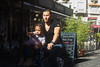(giovanibr) Tags: nice france frança street candid people bike bicycle girl family dad father ride daughter