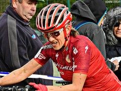 DSCN1312 (Ronan Caroff) Tags: cycling cyclisme cyclist cycliste cyclists ciclismo velo bike race course women woman cyclocross cx mud boue effort action sport sports lamézière coupedefrance france cup coupe competition contest bretagne brittany breizh illeetvilaine 35