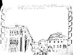 Venise au café du musée d'art moderne 2-11-2017 (messerchristophe) Tags: venise musée dart moderne café terrasse urbain