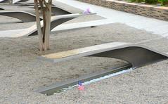 DSC_0619 (afagen) Tags: arlington virginia pentagonmemorial national911pentagonmemorial 911 memorial arlingtoncounty flag