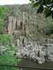 Tasi-245 basalt granite cliffs (spelio) Tags: tasmania tasi tassie australia nov 2005 travel