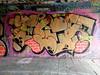 Graffiti Overschie (oerendhard1) Tags: graffiti streetart urban art rotterdam tunneltje underpass overschie tees