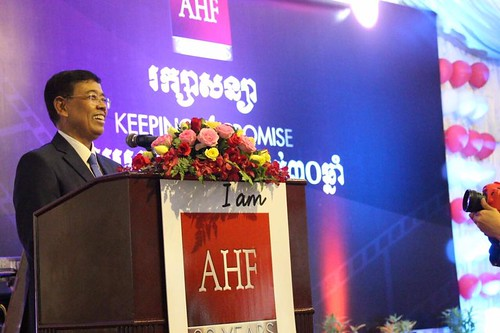 AHF 30 Year Documentary Screening: Cambodia