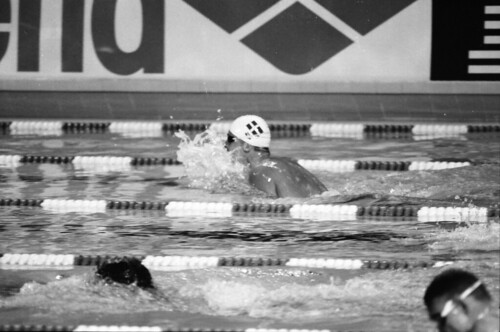 175 Swimming_EM_1987 Strasbourg