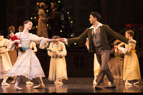Casting has been amended for a number of performances by The Royal Ballet.