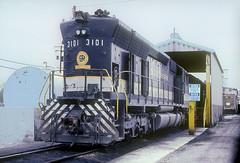 Southern SD45 3101 (Chuck Zeiler) Tags: sr sou southernrailway railroad locomotive emd chattanooga chuckzeiler chz