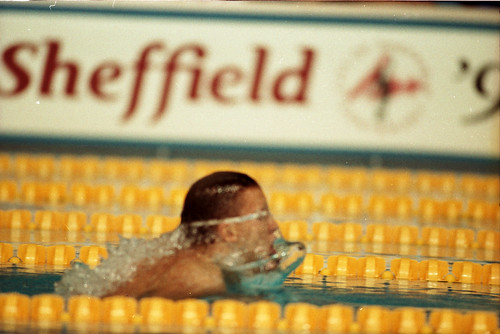 069 Swimming EM 1993 Sheffield