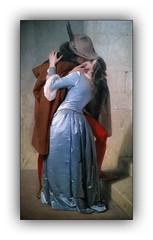 Le baiser - 1859 (Francesco Hayez) (jldum) Tags: musée tableau artistic artistique artist artiste femme woman peintre peinture baiser amour romantique art explore