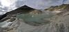The proglacial lake of the Rhone Gletscher (supersky77) Tags: furkapass switzerland schweiz svizzera suisse lago lake lac proglacial proglaciale iceberg glacier ghiacciaio cascata waterfall alps alpi alpes alpen