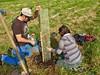 IMG_1863 (Potomac Conservancy) Tags: communityconservation treeplanting virginia leesburg whitesford loudouncounty growingnative volunteer 2017 october fall kids