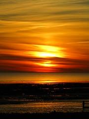IMG_4250 (wallygrom) Tags: england westsussex eastpreston kingstongorse beach seaside sky sunset evening