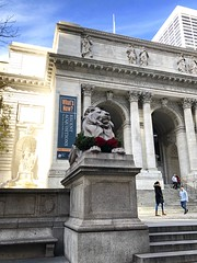 The New York Public Library 📖   #nyc #nypl #manhattan #solotravel #travellife #travelismytherapy #thebigapple #bryantpark #christmastime #ig_instagram #architecture #gigigoestony #chiefsbigapple #wandering #wanderlust #winterinnyc #library #books #re (Catherine M Anderson) Tags: nyc nypl manhattan solotravel travellife travelismytherapy thebigapple bryantpark christmastime iginstagram architecture gigigoestony chiefsbigapple wandering wanderlust winterinnyc library books read