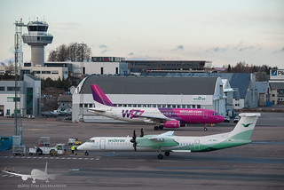 Sandefjord Airport - ENTO/TRF