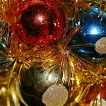 Extreme Close-Up Of Miltiple-Ornament Decoration 003 thumbnail